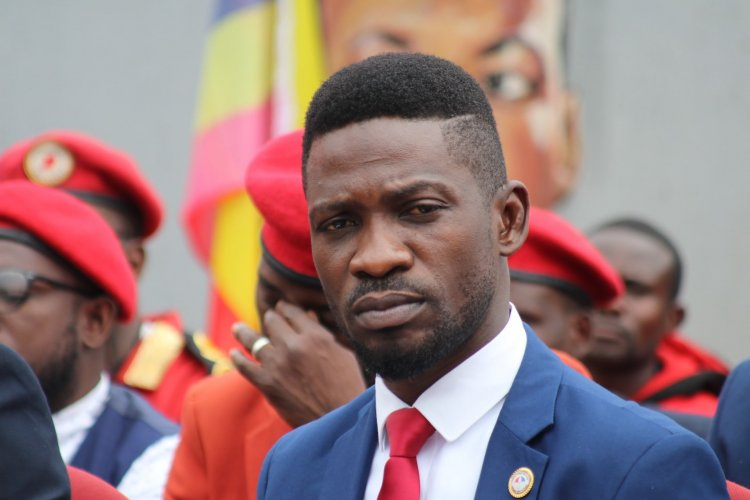 Bobi Wine sues security agencies over closure of his offices