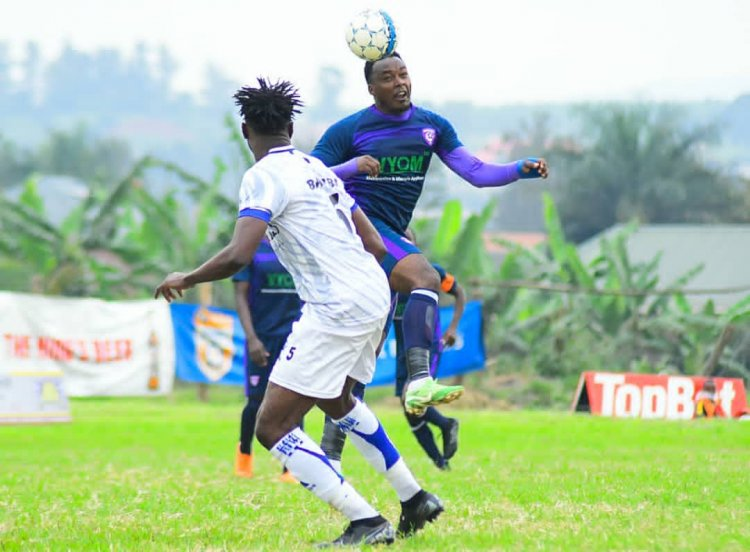 Updf Fc Youngster Rearing To Go Against Vipers Sc