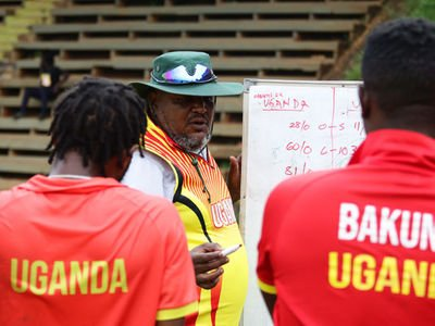 Cricket Cranes take to camp to build culture