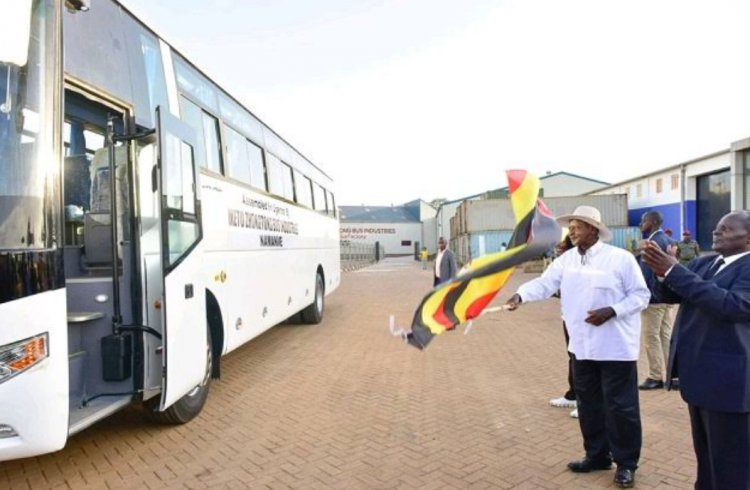 We Have The Capacity To Manufacture All The Buses That Needed In The Country, Local Manufacturer Metu Katabazi Assured Ugandan's.