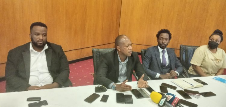 Victoria University Vice Chancellor Dr. Lawrence Muganga's Family Demand For Justice, Immediate Release Of Their Family Member