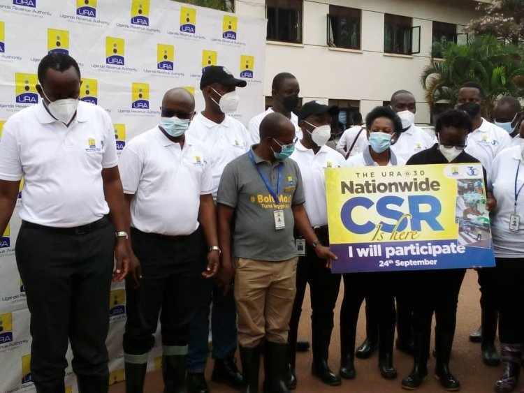 URA Launches National-Wide Corporate Social Responsibility As They Celebrate 30 Years.