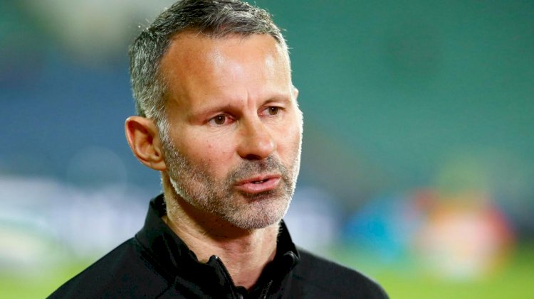 Ryan Giggs to step aside as a head coach for Wales National team