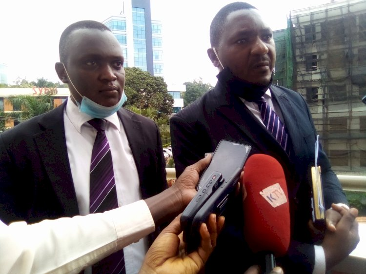 High Court Of Civil Division Adjourned Senfuka David's Case Against Government