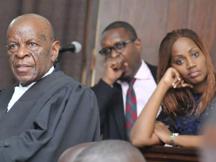 Kanyamunyu's lawyers abandon him