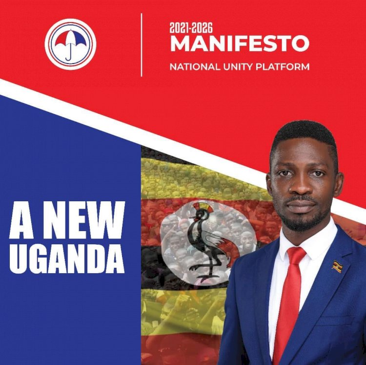 NUP launches manifesto today in Mbarara