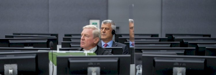 Thaci pleads not guilty to war crimes