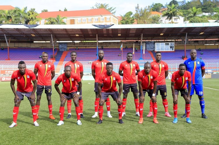 South Sudan vs Uganda Today's Expected Line up