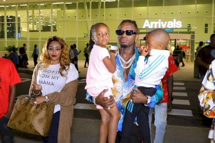 Zari in dilemma as Son wants to go back to  Dad's Home