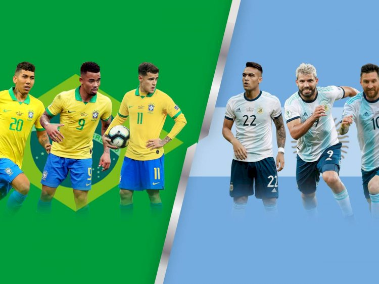 Brazil and Argentina Remain Unbeaten in World Cup Qualifiers