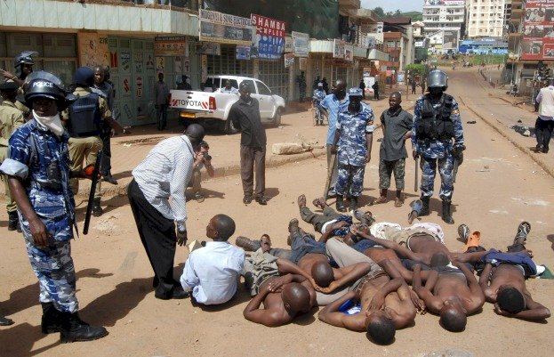 5  Are Dead in City Protests due to The Arrest of Bobi Wine