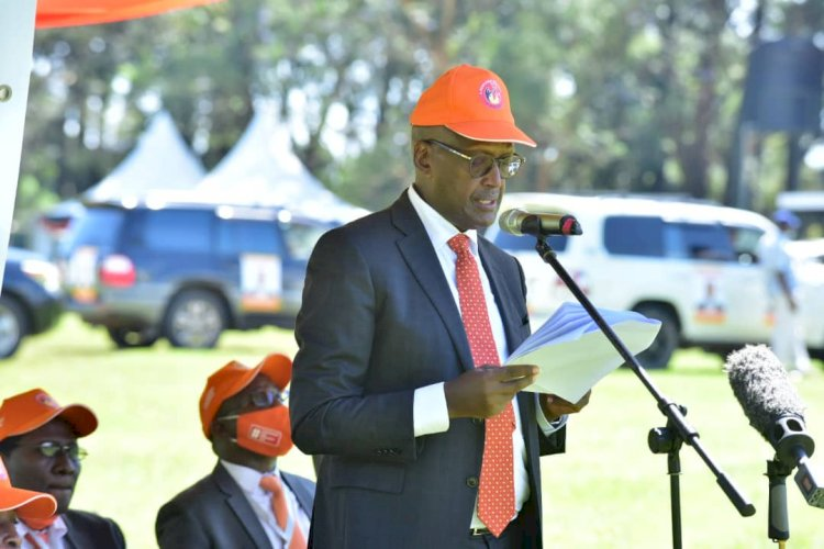 JUST IN: Presidential Candidate  Henry Tumukunde Warns To Pull Out Of Elections