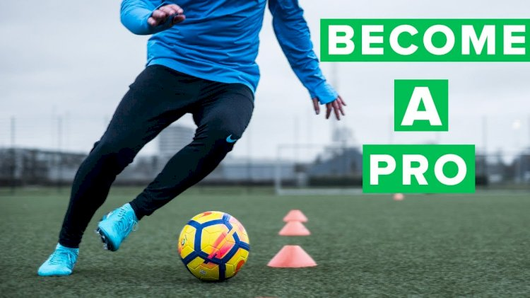 FiveKey Points To Become   A Professinal and Sucessfull Footballer