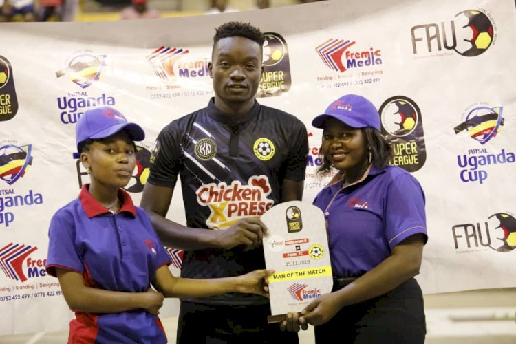 Sharp Striker Lures to Win 2020 Masaza Cup Trophy