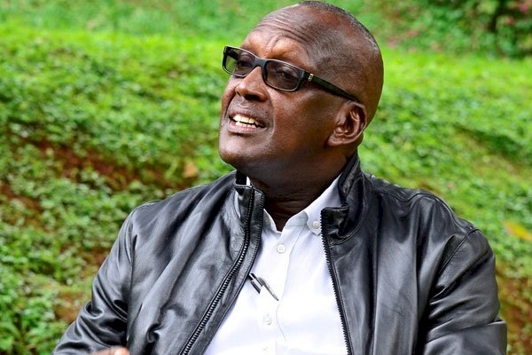 Tumukunde Promises To Ensure Prompt Payment Of Salaries  Security Officer's In 100 Day's Of His Presidency