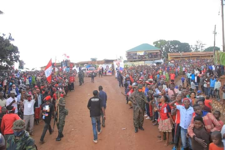 Military has Imposed Day Time Curfew in Luweero