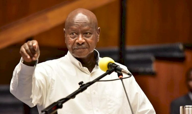 Foreigners are trying to fail us - Museveni