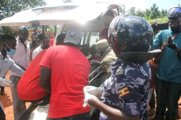 Five NUP supporters shoot dead in Nakifuma