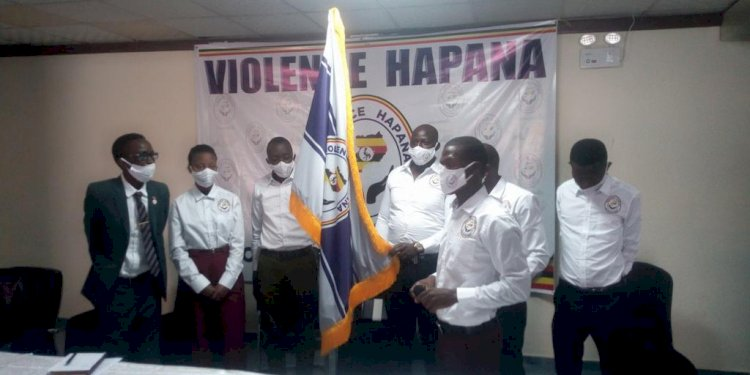 """""""Violence Hapana""""  University student leaders embark on a campaign to stop violence"""