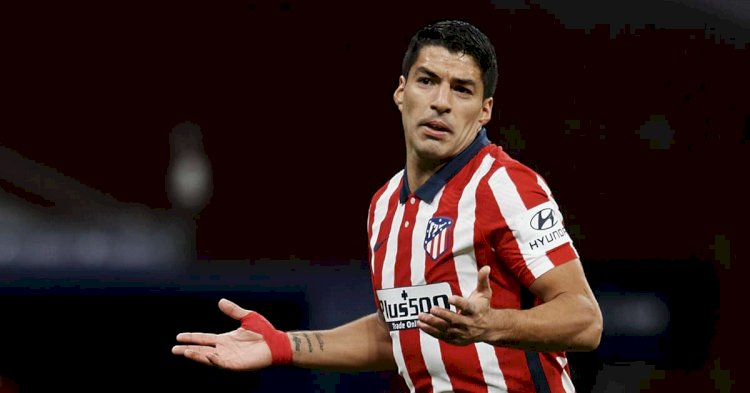 Suarez left out of Atletico Madrid squad for Bayern Munich match