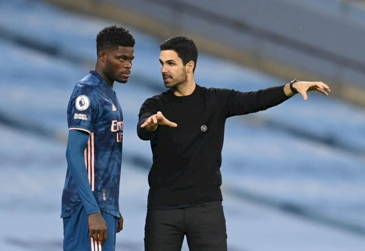 Mikel Arteta unsure if Thomas Partey will be fit for North London derby at Tottenham