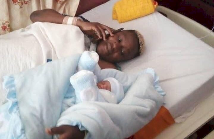 Full Figure welcomes bouncing baby boy