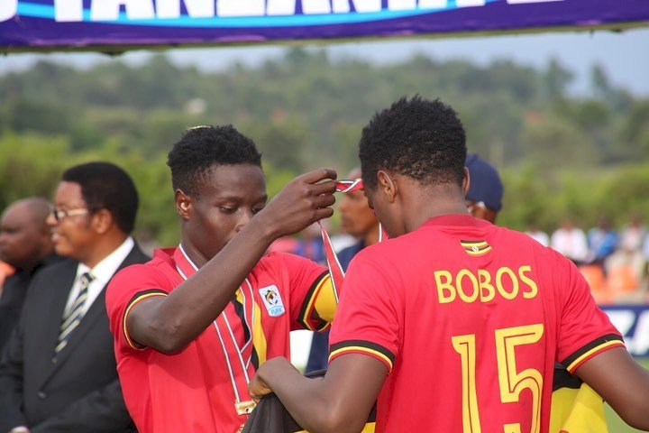 The Uganda Hippos (4-1) Tanzania As Uganda Become The Record Champions in Cecafa U-20