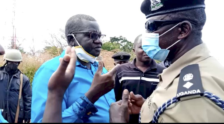 FDC's Amuriat arrested