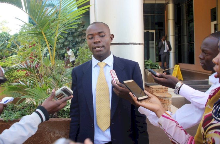 Mabirizi seeking for compensation in East African court.