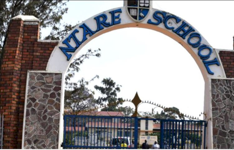 Candidates  Stranded After Ntare School Support Staff  Strike