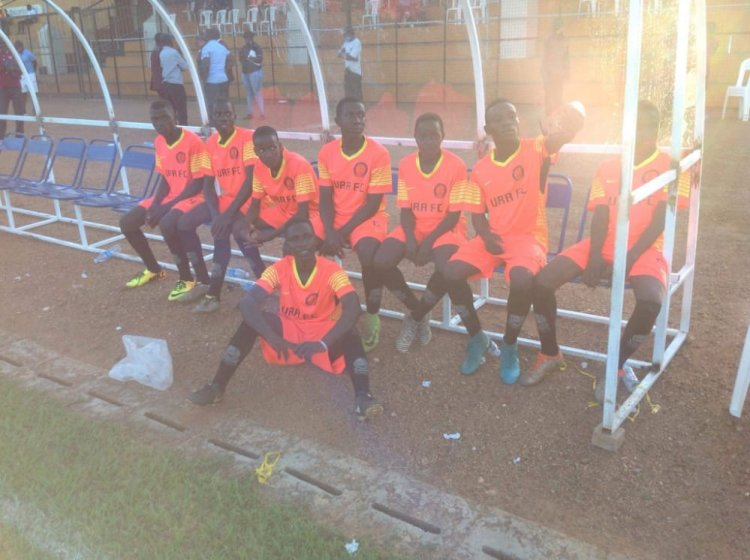 One thing to be noticed in URA FC win against Sc Villa