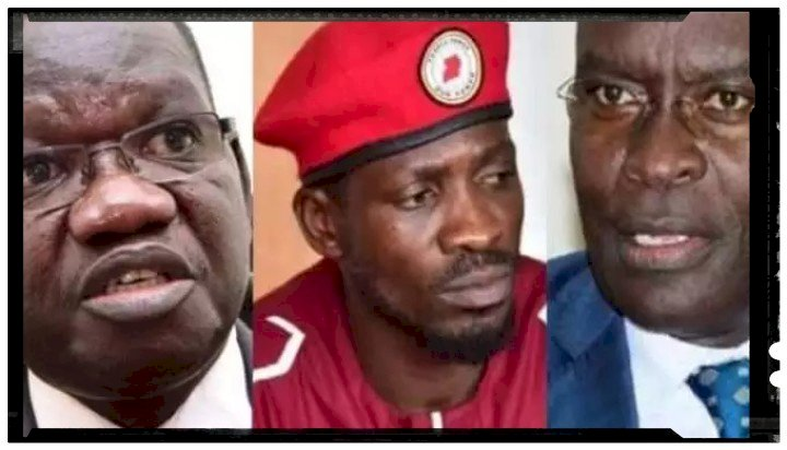 Byabakama wants Bobi Wine and Amuriat In Person Without Fail