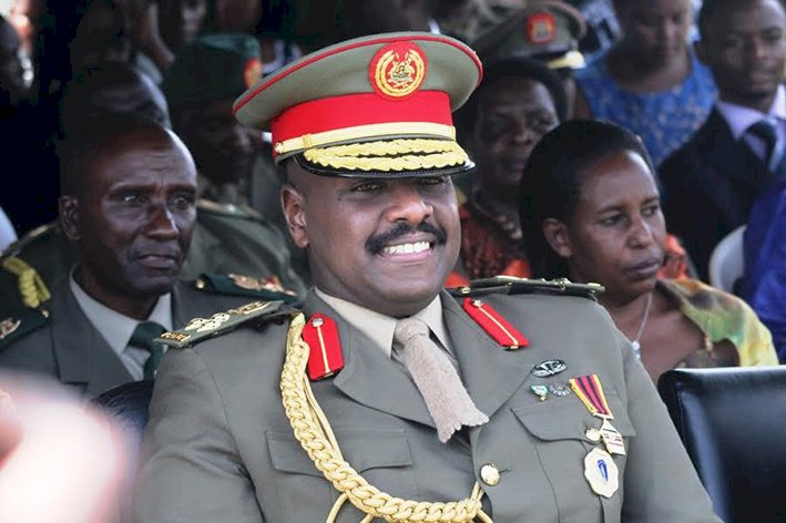 Gen Muhoozi returns to SFC