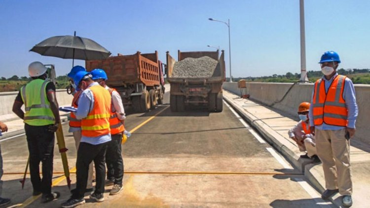 New Isimba Bridge is Ready for use - UNRA