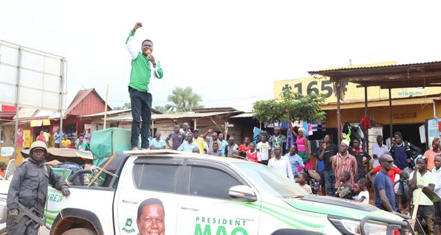 Mao Blocked From Campaigning in Bundibugyo Town