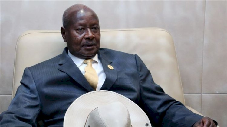 Museveni speaks 'luyaye' to rally the ghetto