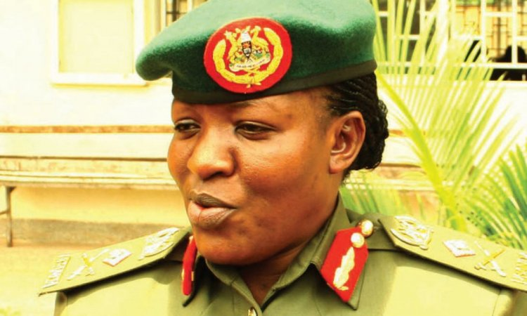 UPDF's Byekwaso vies for top netball job