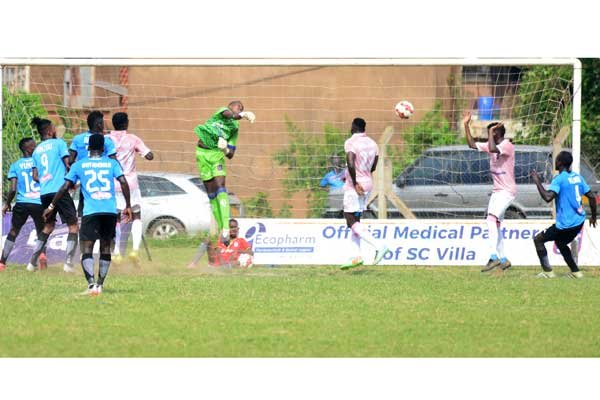 Lucky goals spur Vipers to Uganda Cup semifinal