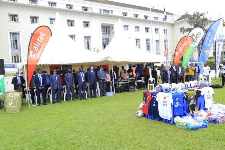 Masaza Cup 2020 officially launched with UGX. 1.191 billion sponsorship.